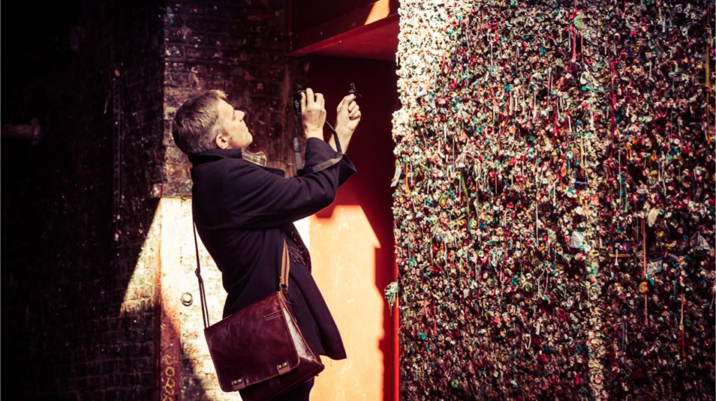 The Gum Wall Too